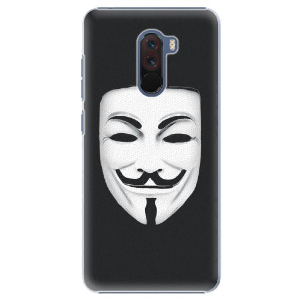 Plastové pouzdro iSaprio - Vendeta - Xiaomi Pocophone F1