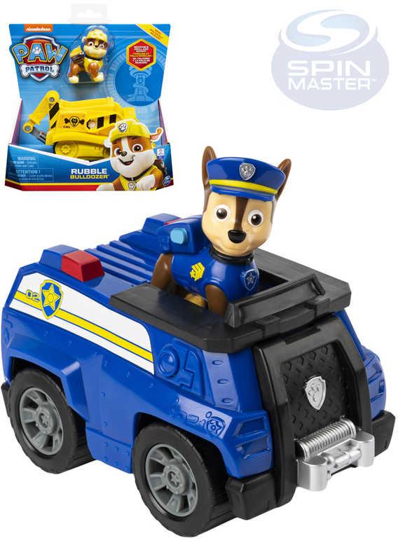 SPIN MASTER Vozidlo základní set s figurkou Tlapková Patrola různé druhy