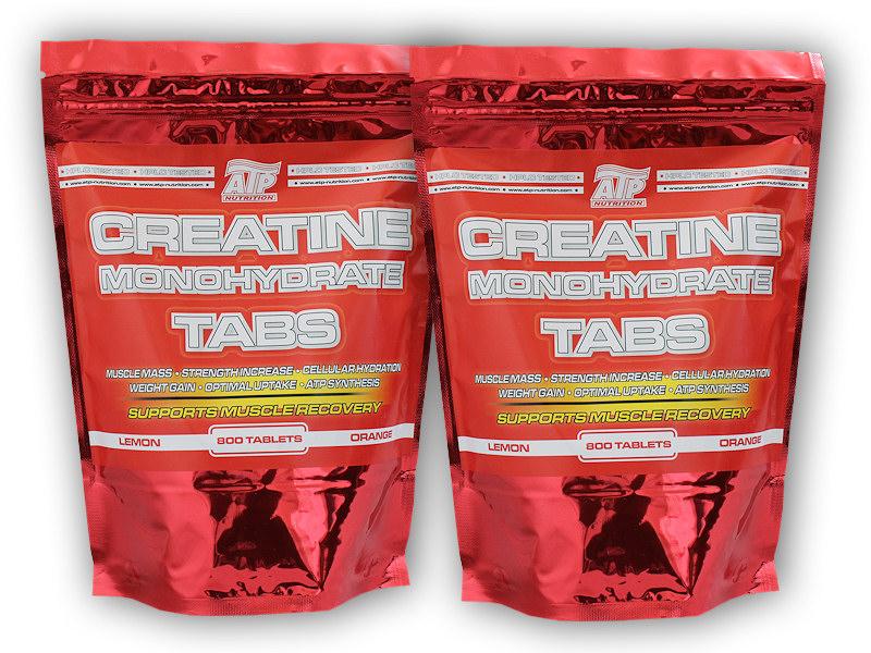 ATP Creatine Monohydrate 800tb + 800tb ZDARMA