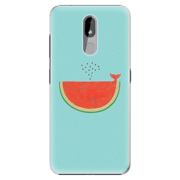 Plastové pouzdro iSaprio - Melon - Nokia 3.2