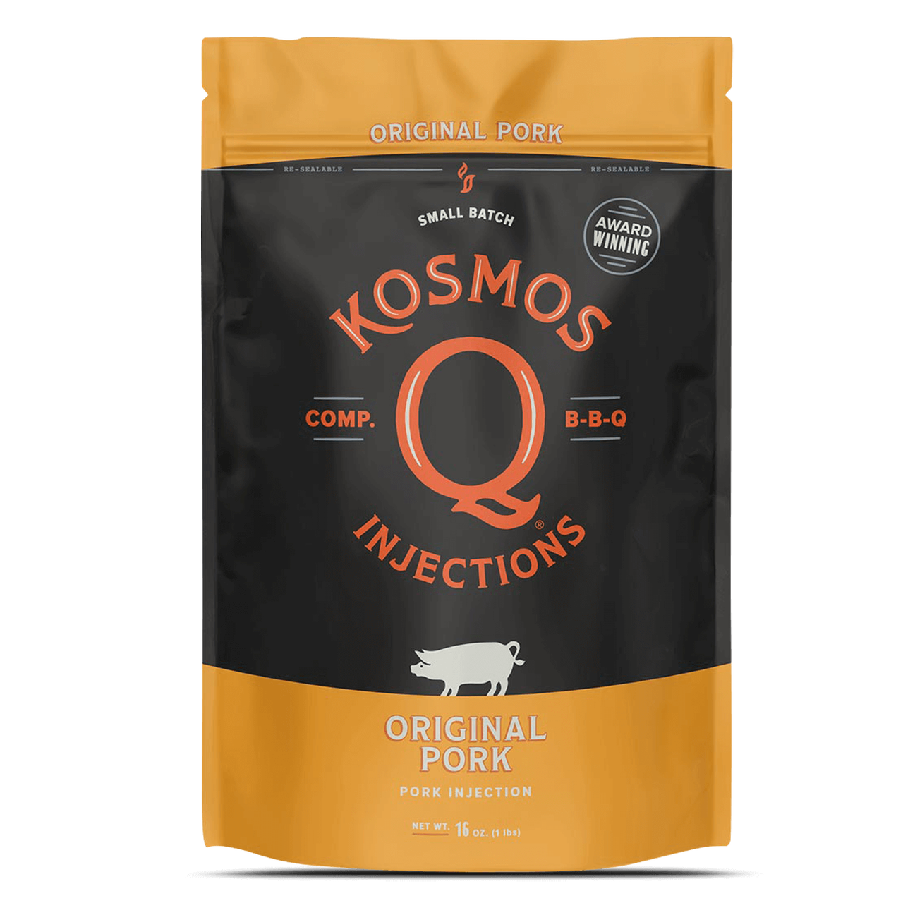 Kosmo´s Q Original Pork Injection 453 g