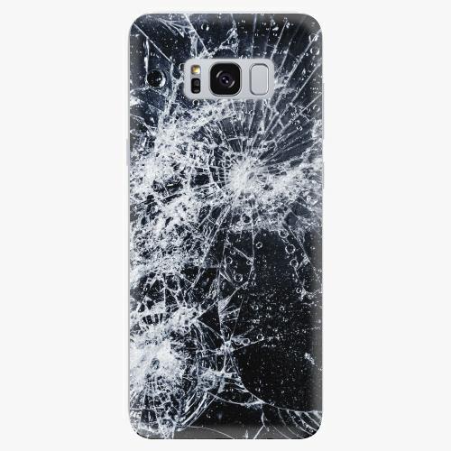 Plastový kryt iSaprio - Cracked - Samsung Galaxy S8 Plus