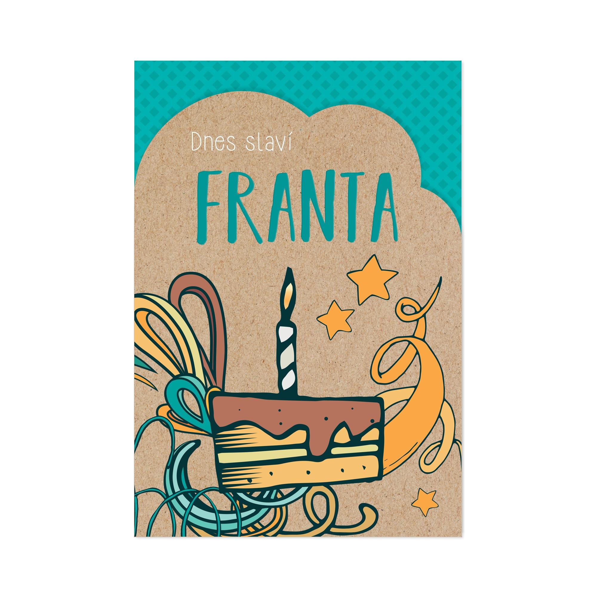 Přání - Franta