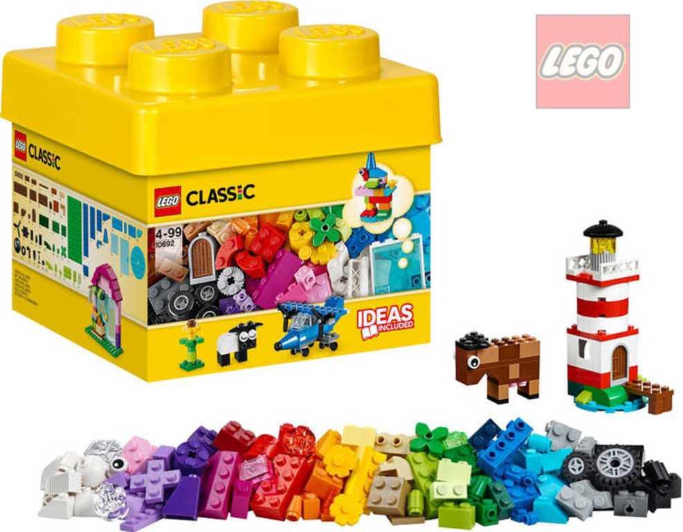 LEGO CLASSIC Tvořivé kostky 10692 STAVEBNICE