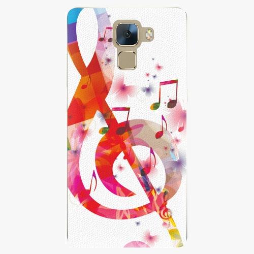Plastový kryt iSaprio - Love Music - Huawei Honor 7
