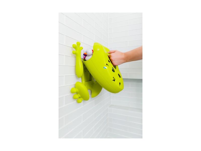 Boon - FROG POD - Kapsa na vodní hračky Žabák