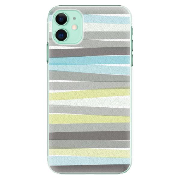 Plastové pouzdro iSaprio - Stripe - iPhone 11