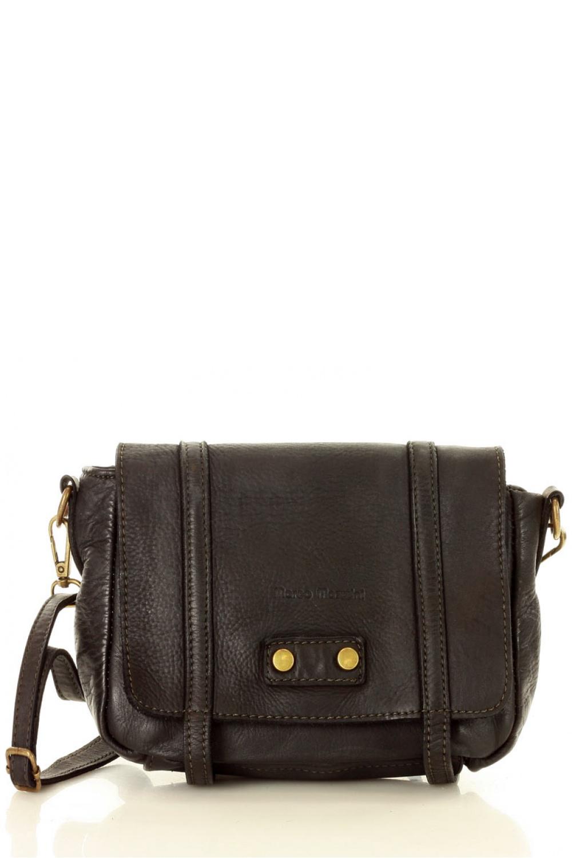 Přírodní kožená taška model 136594 Mazzini - UNI velikost