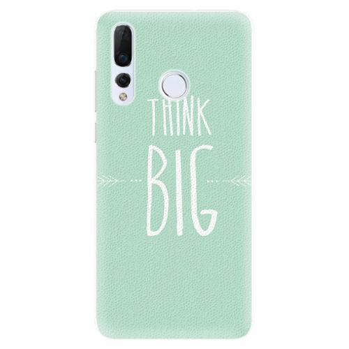 Silikonové pouzdro iSaprio - Think Big - Huawei Nova 4