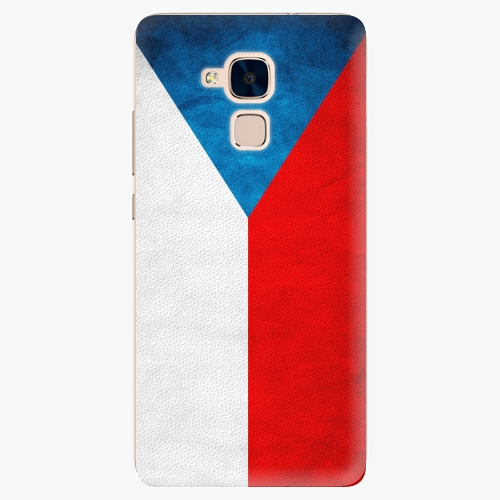 Plastový kryt iSaprio - Czech Flag - Huawei Honor 7 Lite