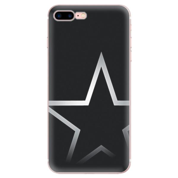 Odolné silikonové pouzdro iSaprio - Star - iPhone 7 Plus