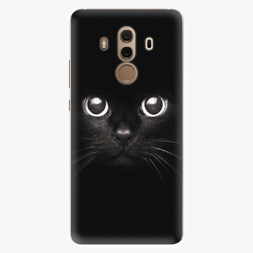 Plastový kryt iSaprio - Black Cat - Huawei Mate 10 Pro