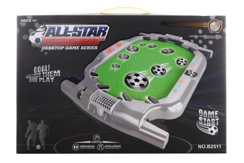 Fotbal hra na baterie