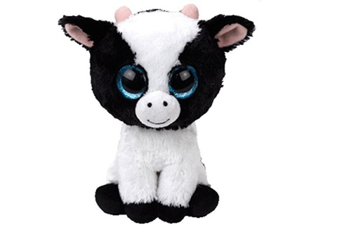 6ff4d356938 Beanie Boos BUTTER 15 cm - kráva