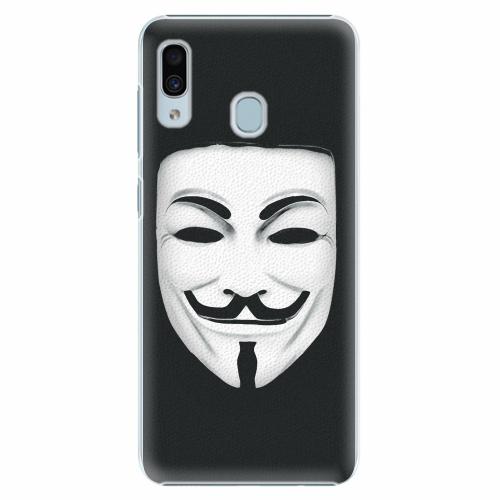 Plastový kryt iSaprio - Vendeta - Samsung Galaxy A30