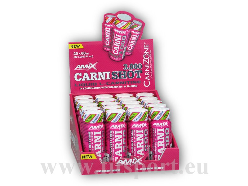 CarniShot 3000 Box