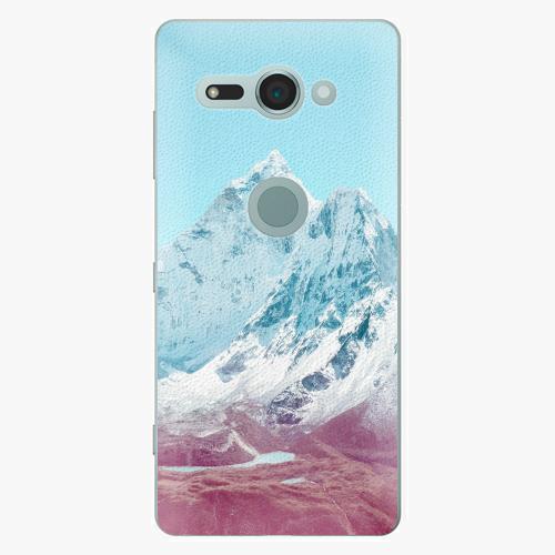 Plastový kryt iSaprio - Highest Mountains 01 - Sony Xperia XZ2 Compact