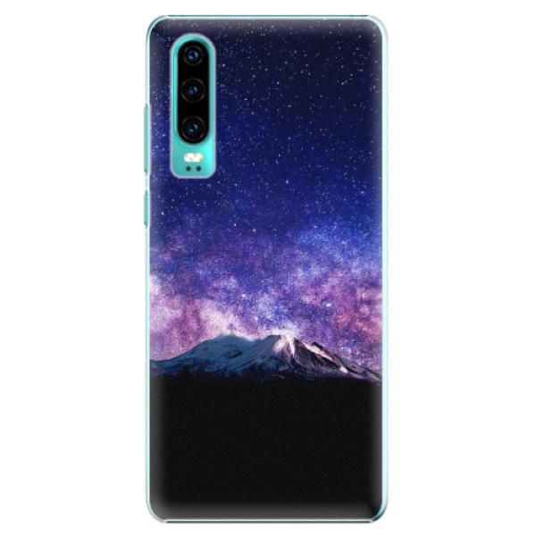 Plastové pouzdro iSaprio - Milky Way - Huawei P30