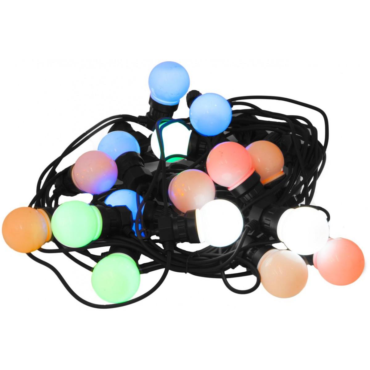 Eurolite LED BL-20 G50 světelný řetěz