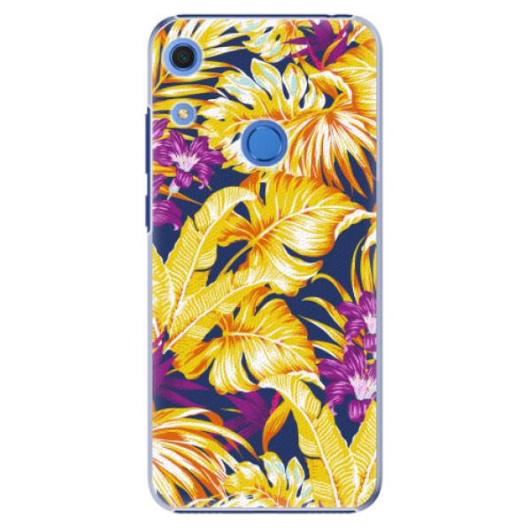 Plastové pouzdro iSaprio - Tropical Orange 04 - Huawei Y6s