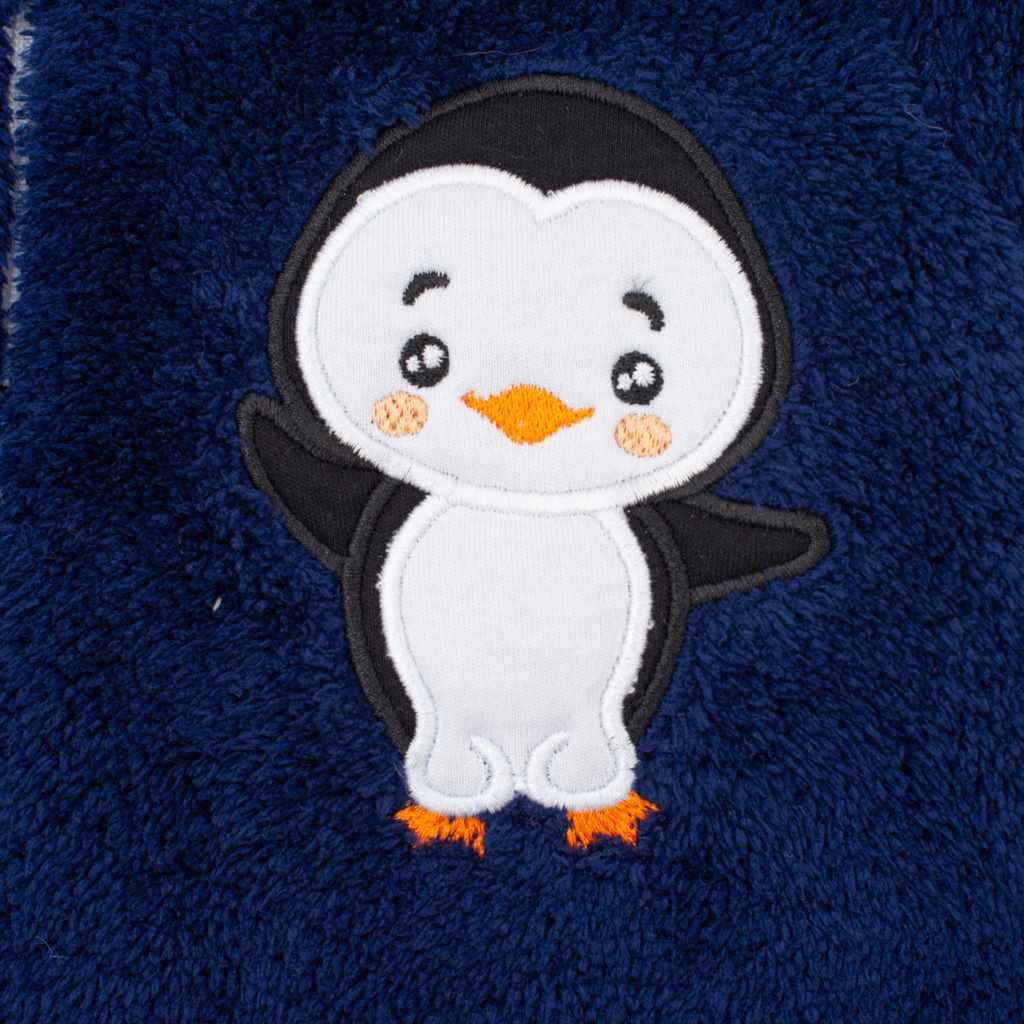 Zimní dětská kombinéza New Baby Penguin