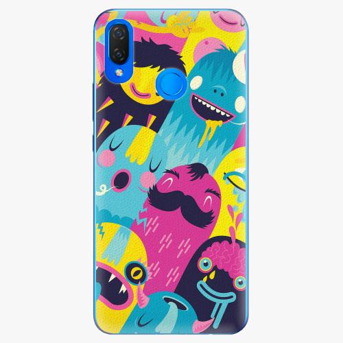 Plastový kryt iSaprio - Monsters - Huawei Nova 3i