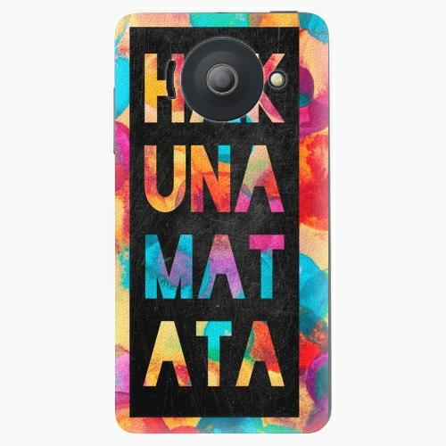 Plastový kryt iSaprio - Hakuna Matata 01 - Huawei Ascend Y300