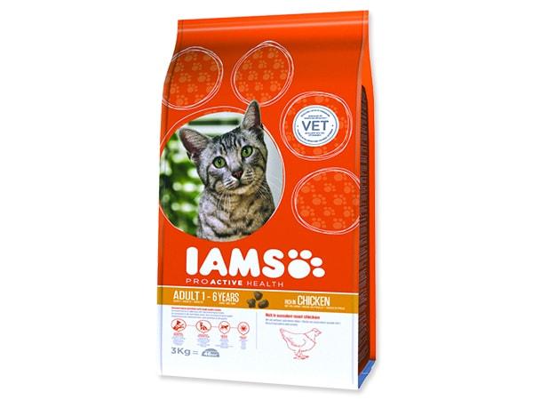 IAMS Cat rich in Chicken 3kg