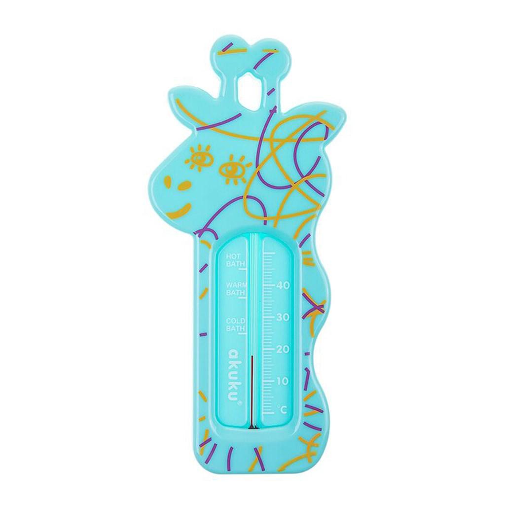 Dětský teploměr do vaničky Akuku Žirafa