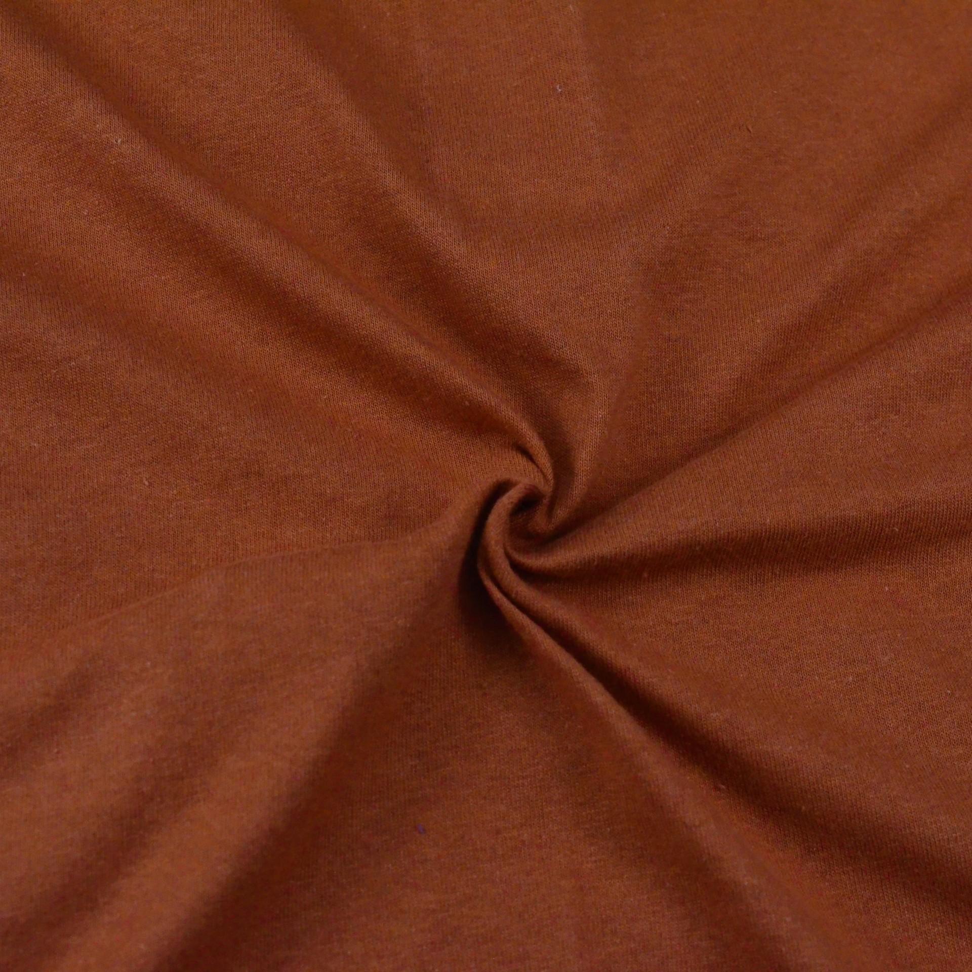 Jersey prostěradlo hnědé, Výběr rozměru - Dětské 70x140cm