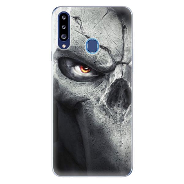 Odolné silikonové pouzdro iSaprio - Horror - Samsung Galaxy A20s