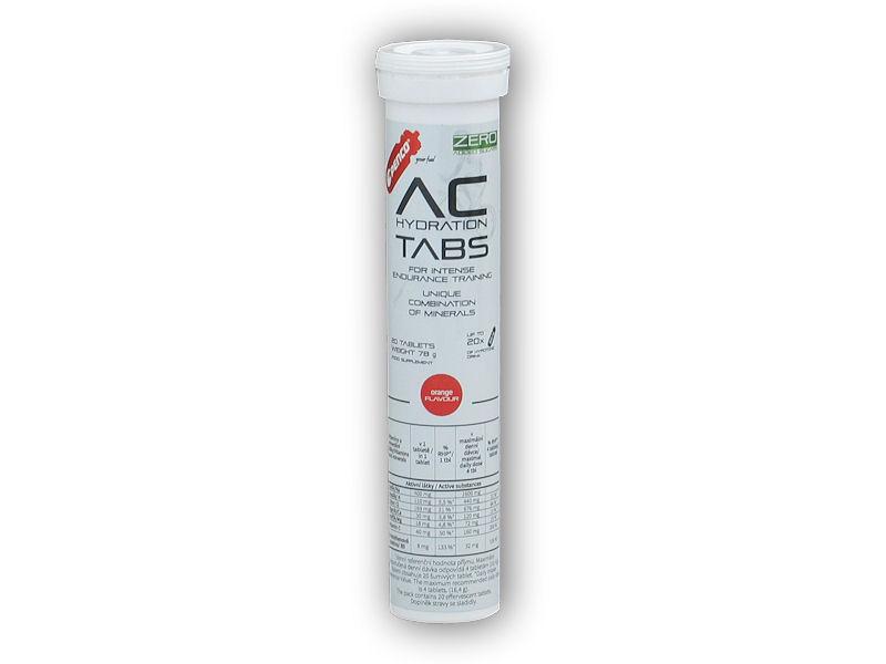 AC hydration tabs pomeranč 20 tablet