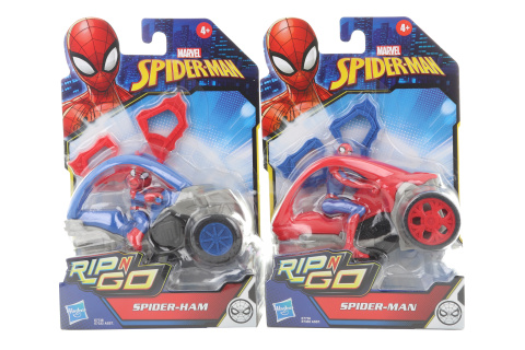 Spiderman Rip n Go vozidlo