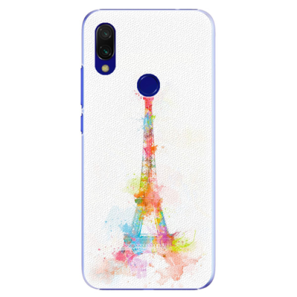 Plastové pouzdro iSaprio - Eiffel Tower - Xiaomi Redmi 7