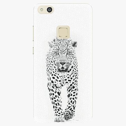 Plastový kryt iSaprio - White Jaguar - Huawei P10 Lite