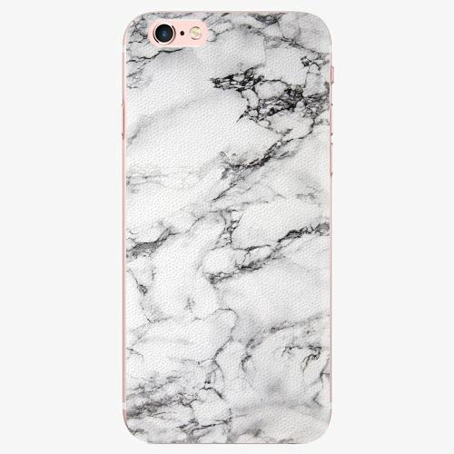 Silikonové pouzdro iSaprio - White Marble 01 - iPhone 7