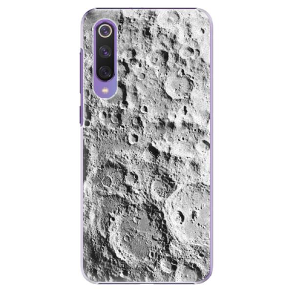 Plastové pouzdro iSaprio - Moon Surface - Xiaomi Mi 9 SE