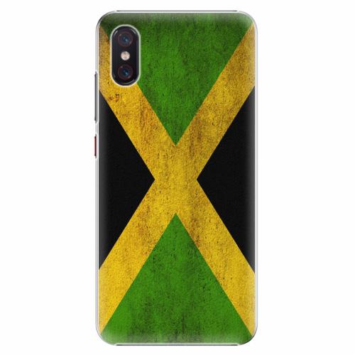 Plastový kryt iSaprio - Flag of Jamaica - Xiaomi Mi 8 Pro