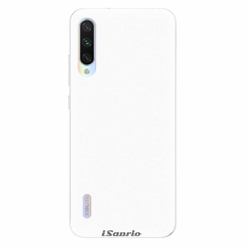 Silikonové pouzdro iSaprio - 4Pure - bílý - Xiaomi Mi A3