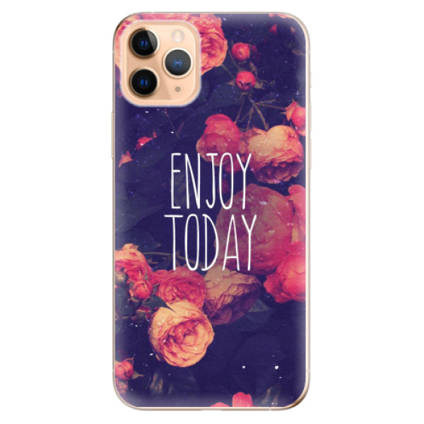 Odolné silikonové pouzdro iSaprio - Enjoy Today - iPhone 11 Pro Max