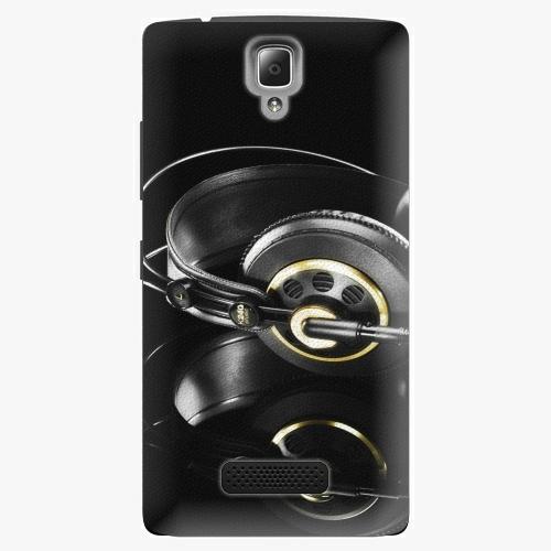 Plastový kryt iSaprio - Headphones 02 - Lenovo A2010