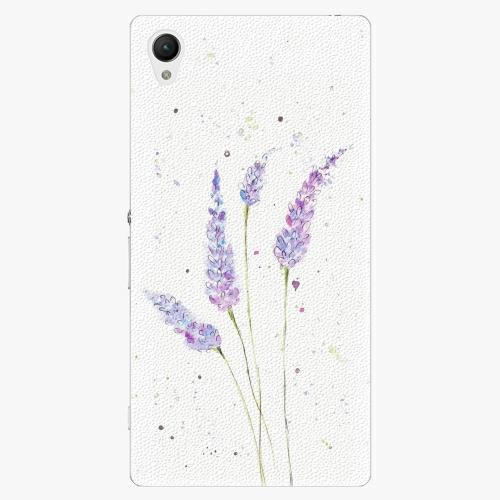 Plastový kryt iSaprio - Lavender - Sony Xperia Z1 Compact