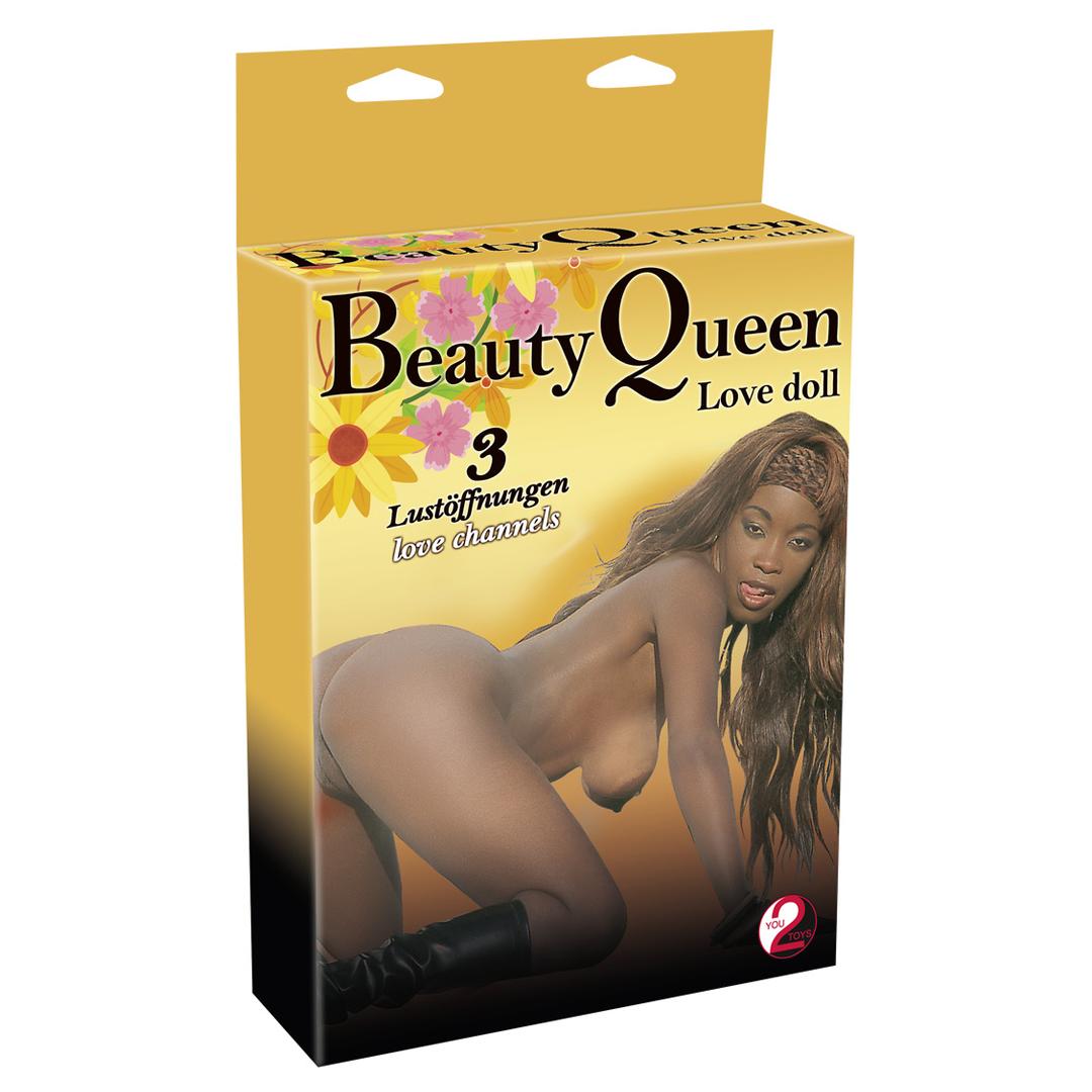 "Panna ""Černá královna"" - African -Queen"