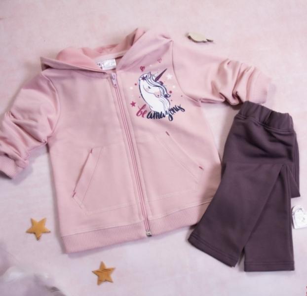 k-baby-2-dilna-teplakova-souprava-unicorn-pudrova-fialova-68-4-6m