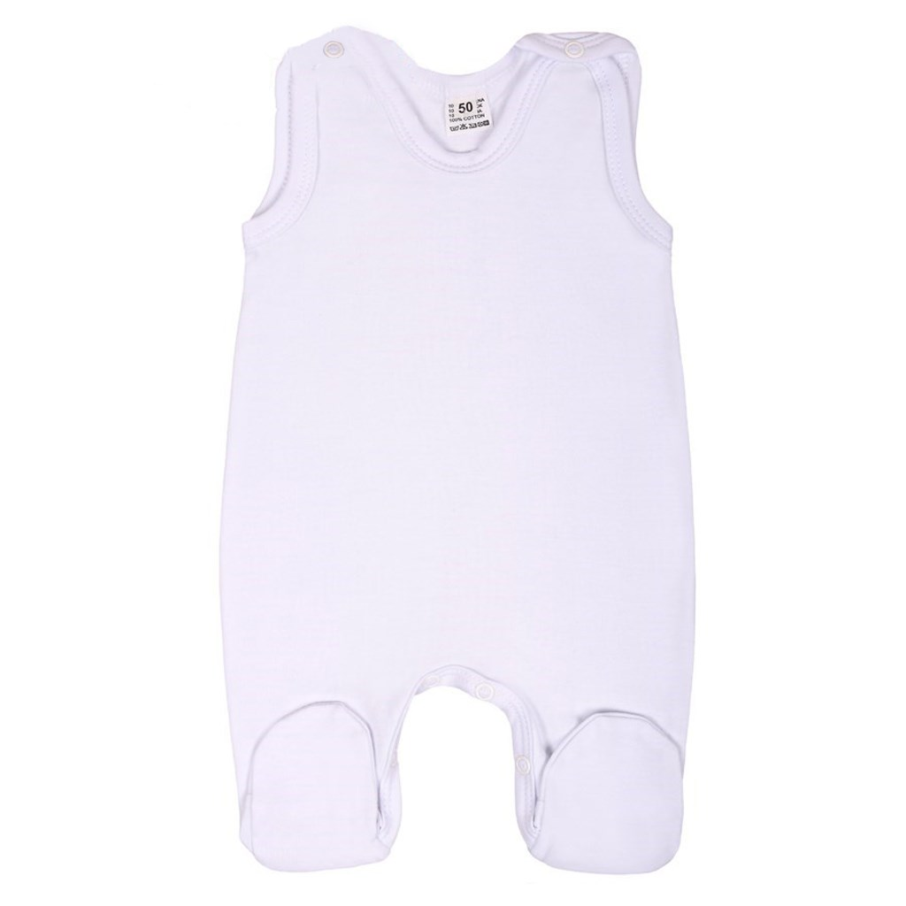 Dupačky New Baby Classic - bílá/68 (4-6m)