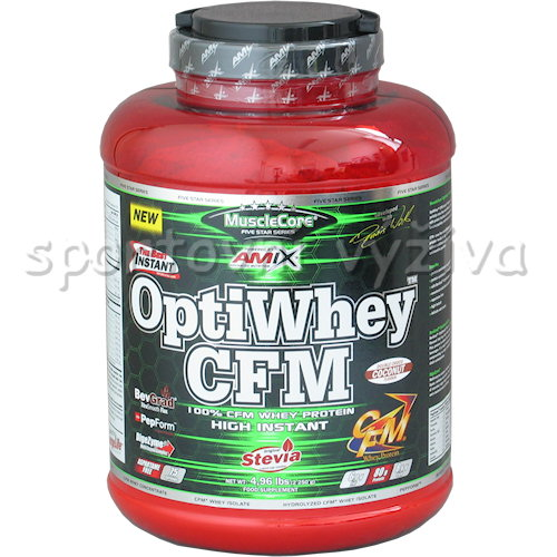 OptiWhey CFM Instant - 2250g-double-choco-coconut