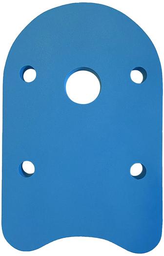 MATUŠKA-DENA Plovák Dena 48x30cm modrý plavací deska