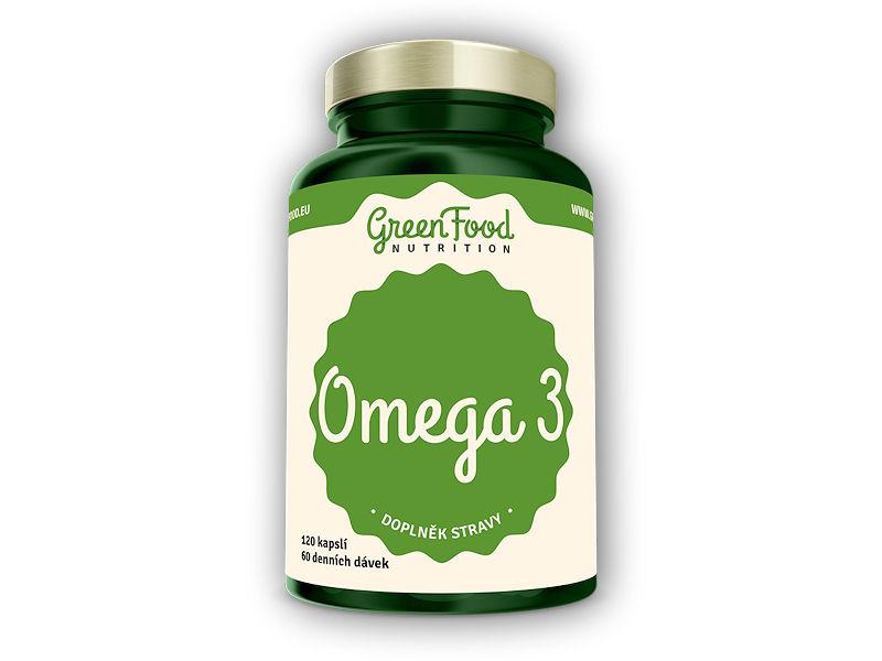 Omega 3 120 vegan kapslí