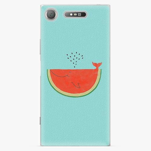 Plastový kryt iSaprio - Melon - Sony Xperia XZ1