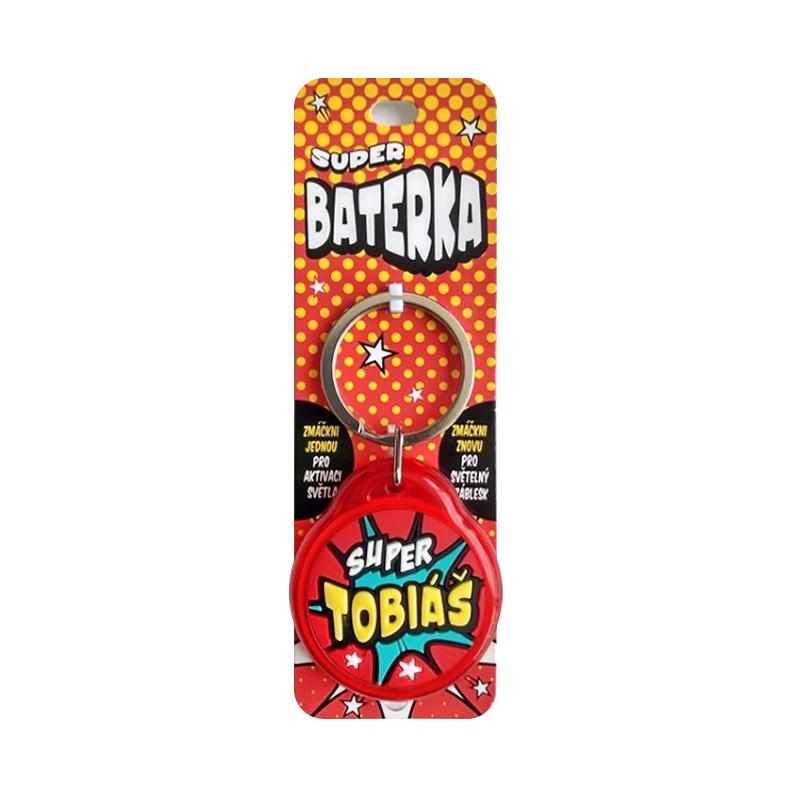 Super baterka - Tobiáš